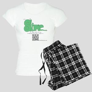 Slime T-shirt back Women's Light Pajamas