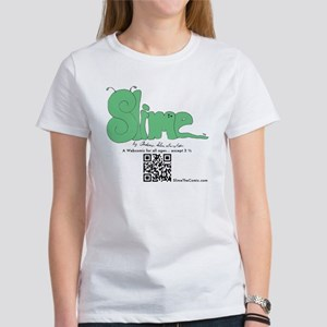 Slime T-shirt back Women's T-Shirt