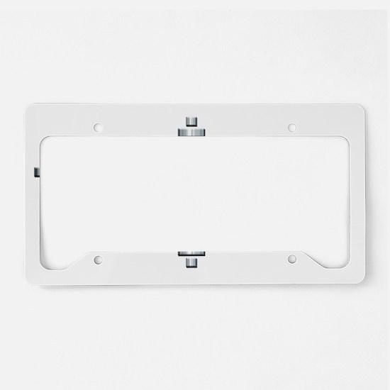 TRAINER -- Fit Metal Designs License Plate Holder