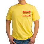 fragilehandlewithcare T-Shirt