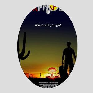 Jack Phoenix Mini Poster 1 Oval Ornament