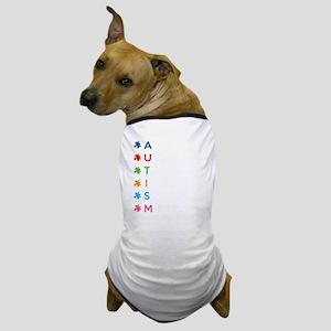 autismMyst1B Dog T-Shirt