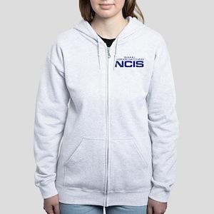 Shhhh I'm Binge Watching NCIS Women's Zip Hoodie