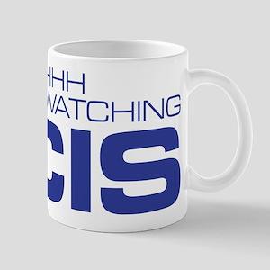 Shhhh I'm Binge Watching NCIS 11 oz Ceramic Mug