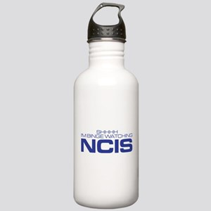 Shhhh I'm Binge Watchi Stainless Water Bottle 1.0L
