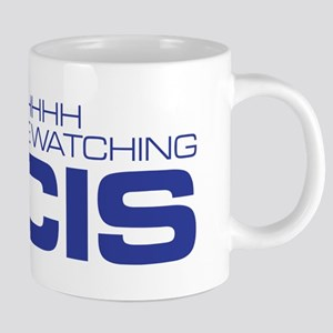 Shhhh I'm Binge Watching NC 20 oz Ceramic Mega Mug