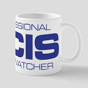 Professional NCIS Binge Watcher 11 oz Ceramic Mug
