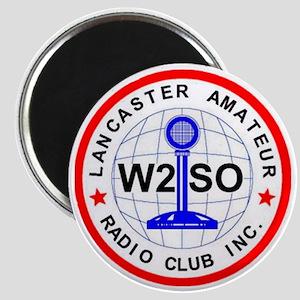 Lancaster Amateur Radio Club Magnet
