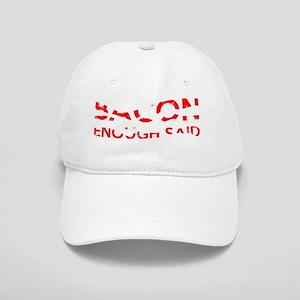 Bacon Enough Said Cap