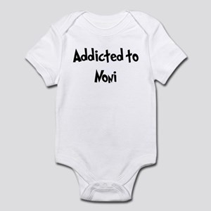 Addicted to Noni Infant Bodysuit