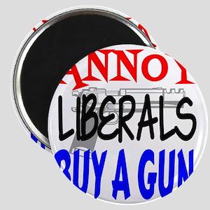 Annoy Liberals Magnet