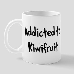 Addicted to Kiwifruit Mug