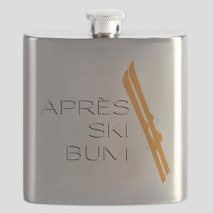 Après Ski Bum Flask