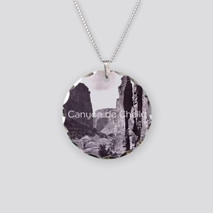 canyondchsq2 Necklace Circle Charm