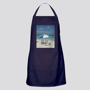 Beach Relaxation Apron (dark)
