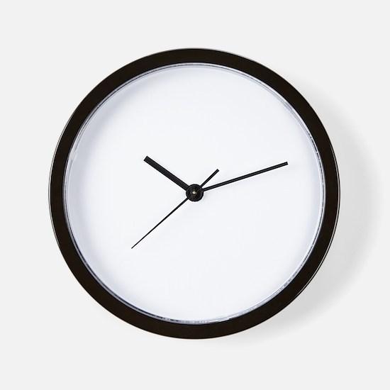 Dogue De Bordeaux Dog Designs Wall Clock