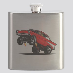 57 Gasser Wheelie Flask