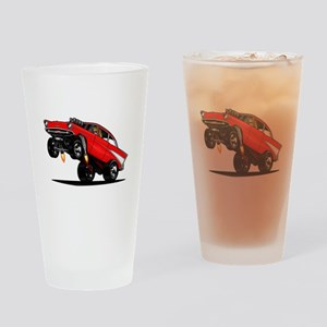 57 Gasser Wheelie Drinking Glass