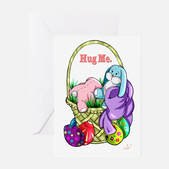 Easter Bunny Greeting Cards (Pk of 10)