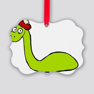 Loch Ness Monster Picture Ornament