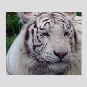 tiger-84941 Throw Blanket