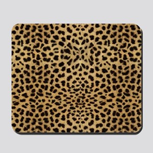 Cheetah Animal Print copy Mousepad