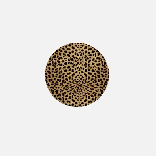 Cheetah Animal Print copy Mini Button