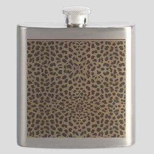 Cheetah Animal Print copy Flask