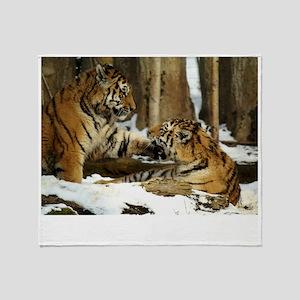 tiger-94773 Throw Blanket