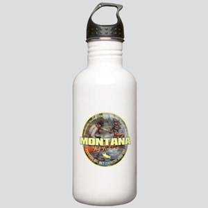 Montana Fly Fishing Water Bottle