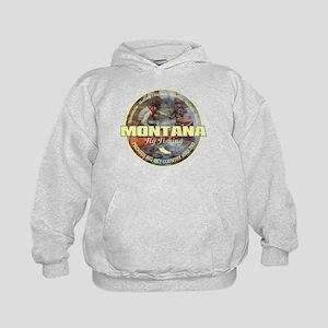 Montana Fly Fishing Sweatshirt