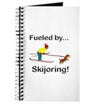 Fueled by Skijoring Journal