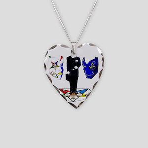 masonoes Necklace Heart Charm