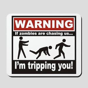 Zombie Trip Mousepad