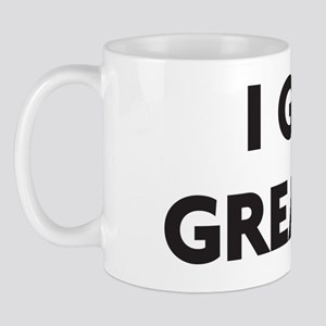 I give great UX Mug