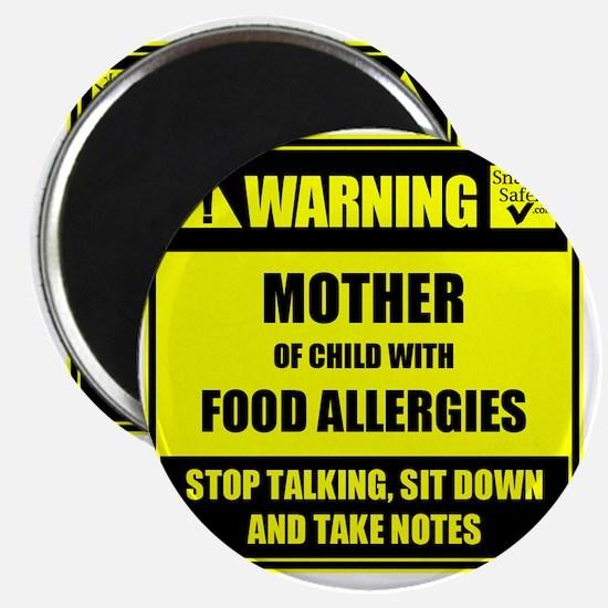 WARNING- MOTHER! Magnet