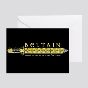 The Celtic Sword Greeting Cards (Pk of 10)