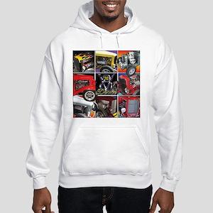 Deuce Engines Hooded Sweatshirt