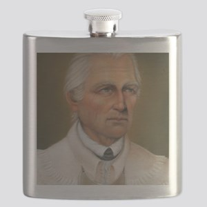 Painting of Colonel Andrew Hampton Flask