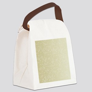Gold sparkles Canvas Lunch Bag