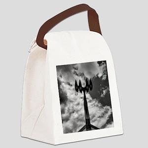 Ingalls Rink Light Canvas Lunch Bag