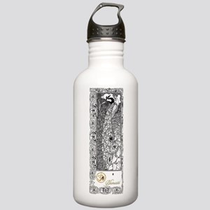 Yoga Gaiam AN BW Pe... Stainless Water Bottle 1.0L