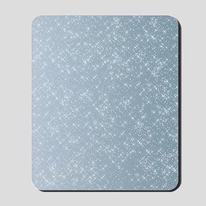 Sparkling Blue Mousepad
