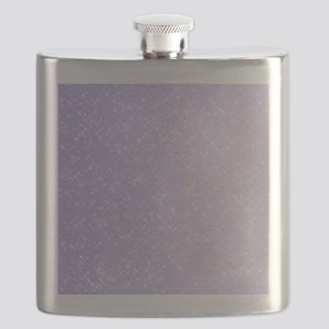 Sparkling Lilac Flask