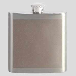 Peach Sparkles Flask