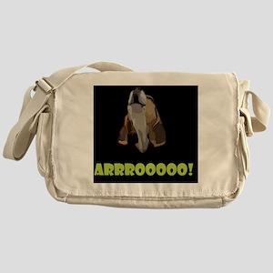 Arrrooooo! Messenger Bag