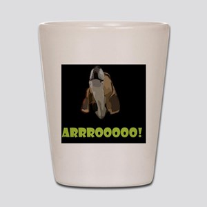 Arrrooooo! Shot Glass