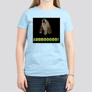 Arrrooooo! Women's Light T-Shirt