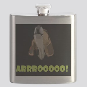 Arrrooooo! Flask