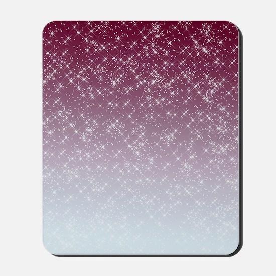 Sparkling Pink Mousepad